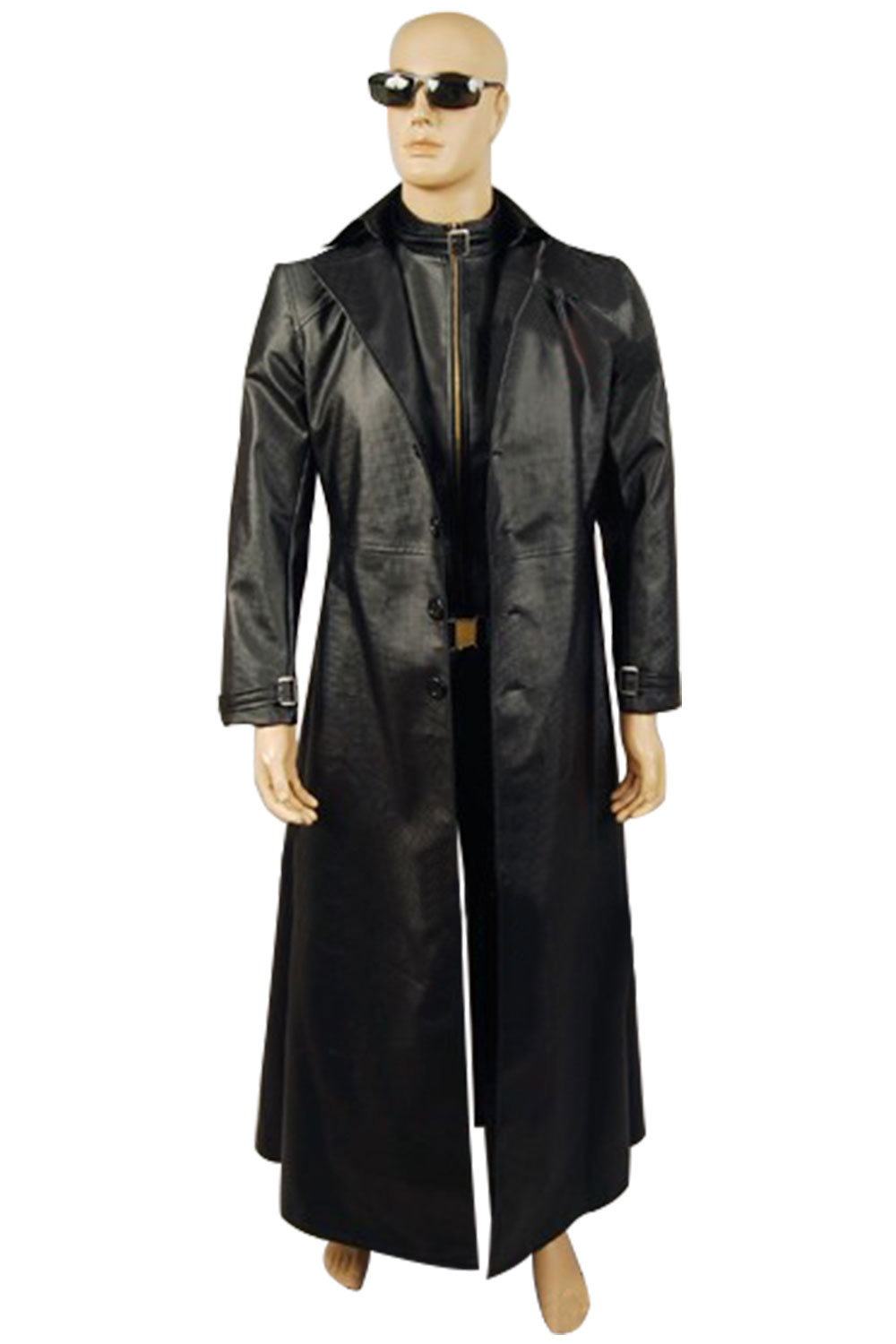 Resident Evil 5 Albert Wesker Coat Jacket Costume Cosplay Halloween Carnival Costumes For Adult Men