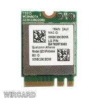 WIRCARD Wireless Adapter Karte für Drahtlose AC Wi-Fi QCNFA344A NFA344A Dual Band + BT4.1 bluetooth 4 1 NGFF Karte