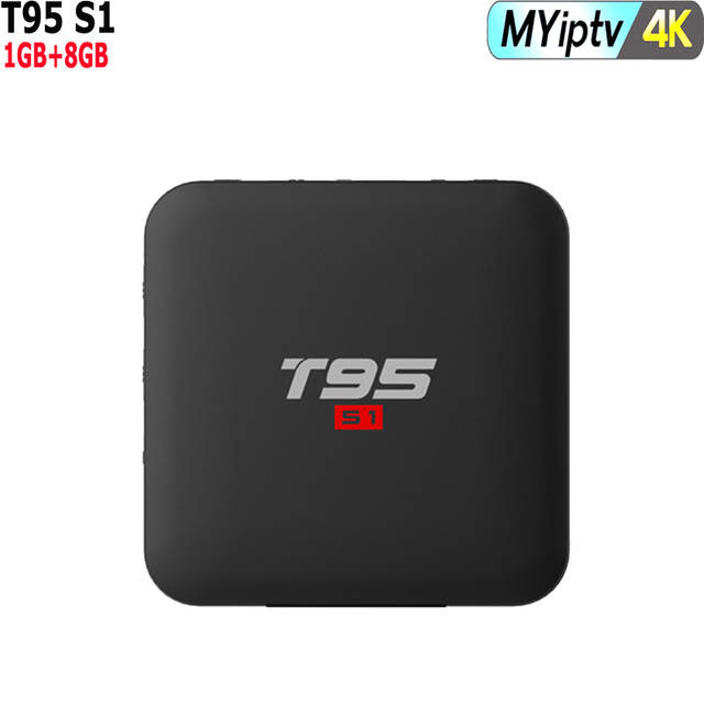 New T95s1 Android 7 1 Smart IPTV Media Player With Myiptv 4K HD Malaysian  TV Channels Singapore Live Programme APK Code VOD
