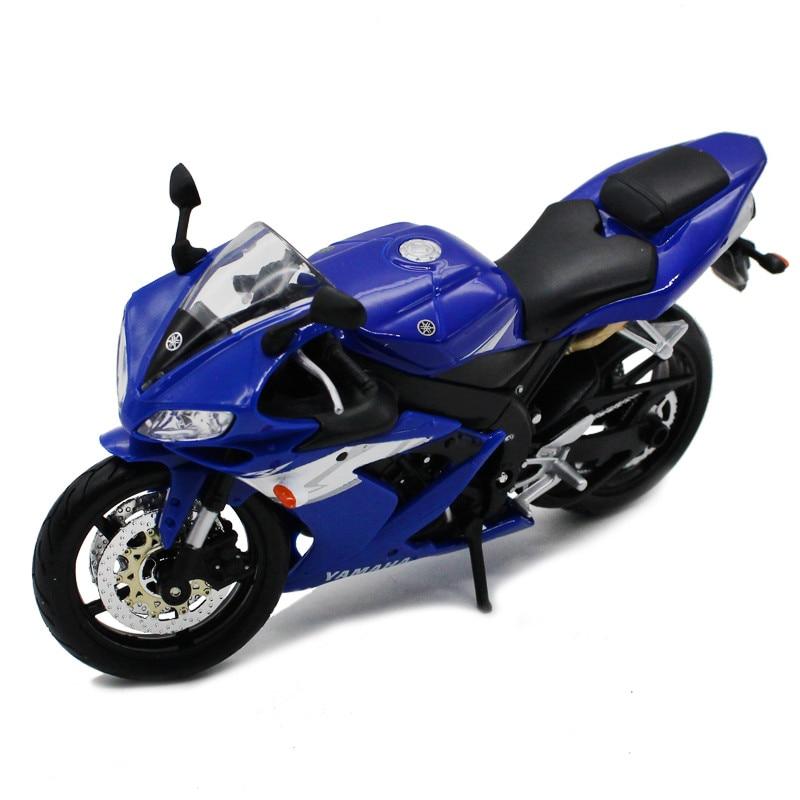 1 12 maisto yamaha yzf r1 model motorcycle alloy diecast