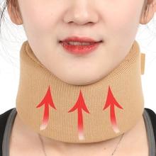 OPHAX Cervical Neck Traction Device Cervical Support Relief Cervical Pain Comfortable Adjustable Neck support Brace massage все цены
