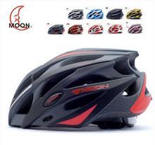 Moon cycling helmet bike helmet bicycle helmet mountain bike helmet explosion models Adult Sports Safety