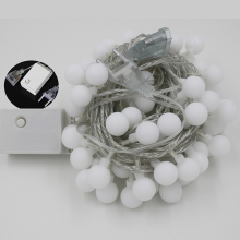 10M 100 LEDs IP44 Outdoor Multicolor LED String Lights