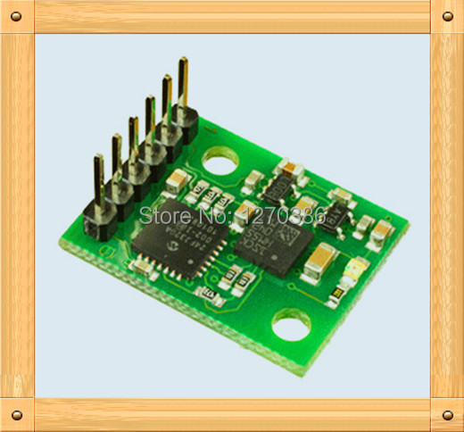 цена на Free Shipping!!! Tilt / 3-axis magnetometer +3 axis accelerometer / CMPS10 electronic compass module