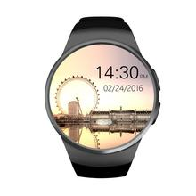 Genuine KW18 Bluetooth smart watch full screen Support SIM TF Card Smartwatch Phone Heart Rate
