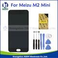 Новый Оригинальный ЖК-Дисплей + Сенсорный Экран Digitizer Стекло Замена Ассамблея Для Meizu M2 Mini/Meilan 2 M578 + Инструменты + Adhensives