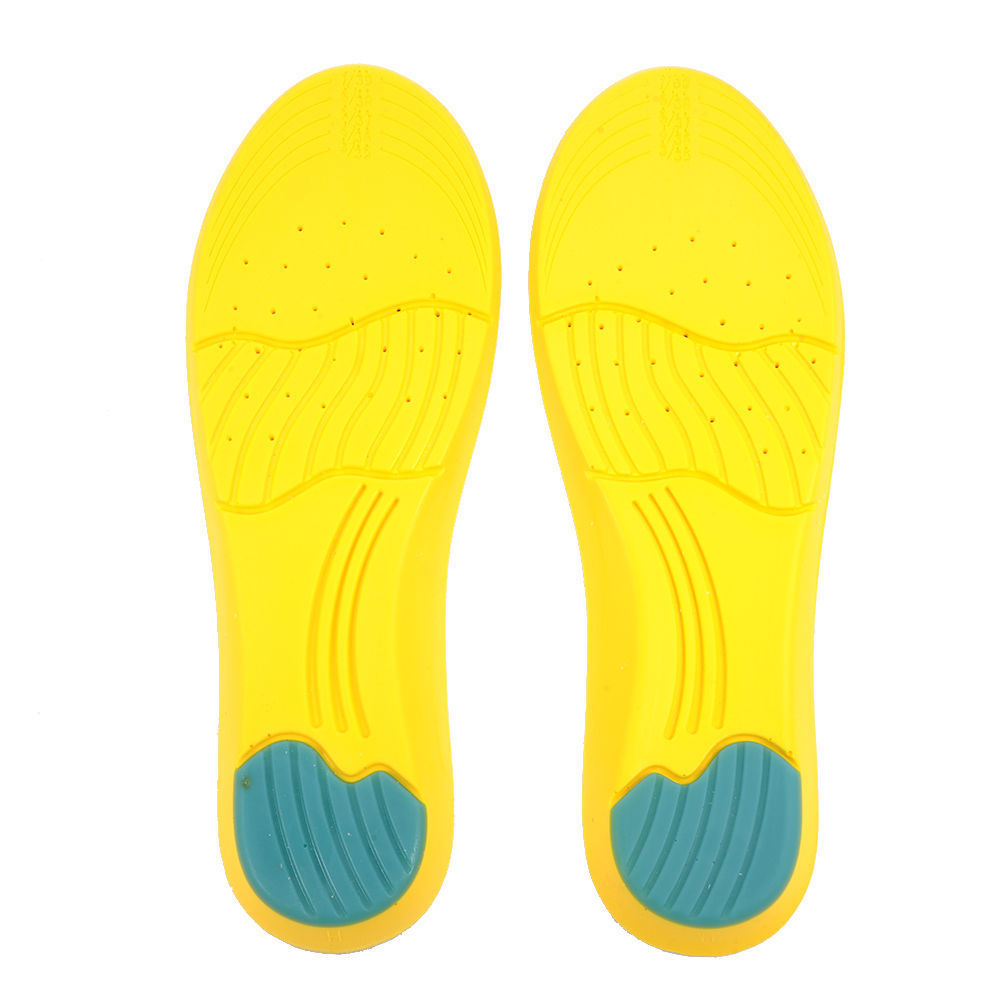 1 pair Super Soft Relief Pain Memory Foam Orthotic Arch Insert Insoles Cushion Sport Support Shoe Pads 1 pair super memory foam orthotic arch insert insoles cushion sport support shoe pads