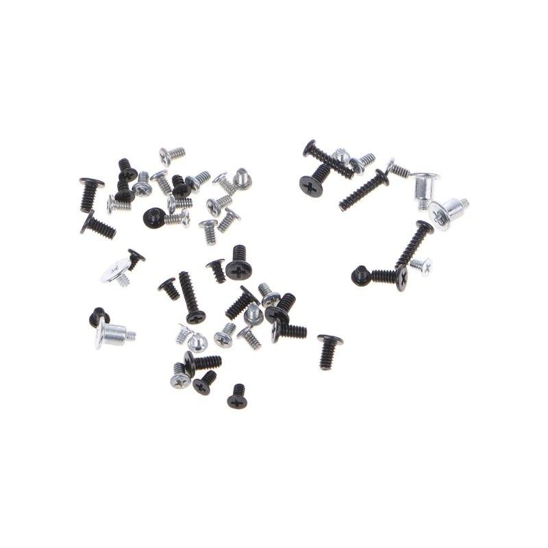 Para Nintendo Switch NS Joy Con controlador de consola juego completo tornillos montaje Kit de reparación accesorios de juego