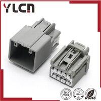 Alta calidad 10 Pasadores conector auto impermeable yesc Kaizen para 7282-6455-40 7283-6455-40