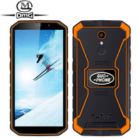 Guophone XP9800 IP68 shockproof 4G Smartphone 6500mAh 5.5 MTK6739 Quad Core Android 8.1 phones 2GB +16GB 8.0MP mobile phone