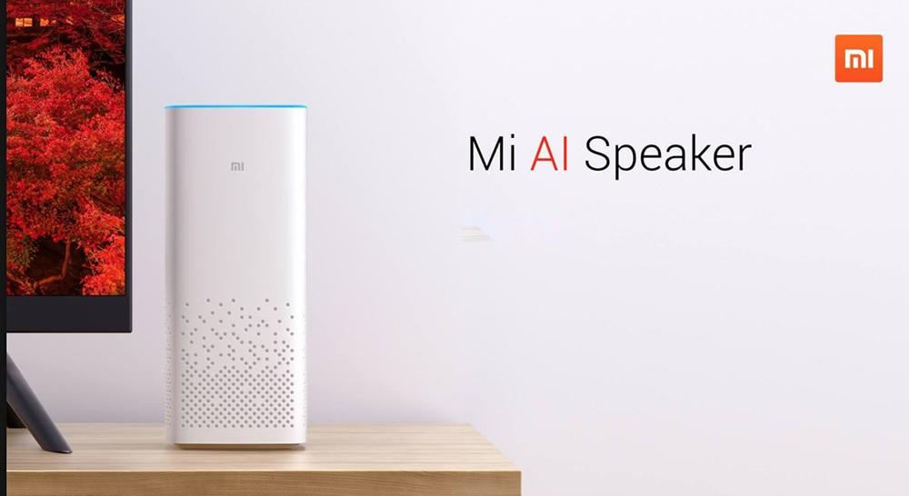 Original Xiaomi AI Bluetooth Smart Speaker Voice Control Music Player  Stereo Speakers Mijia Smart Home Control Wireless Speaker