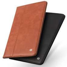 QIALINO Leather Case with Stand and Handstrap for iPad mini 4