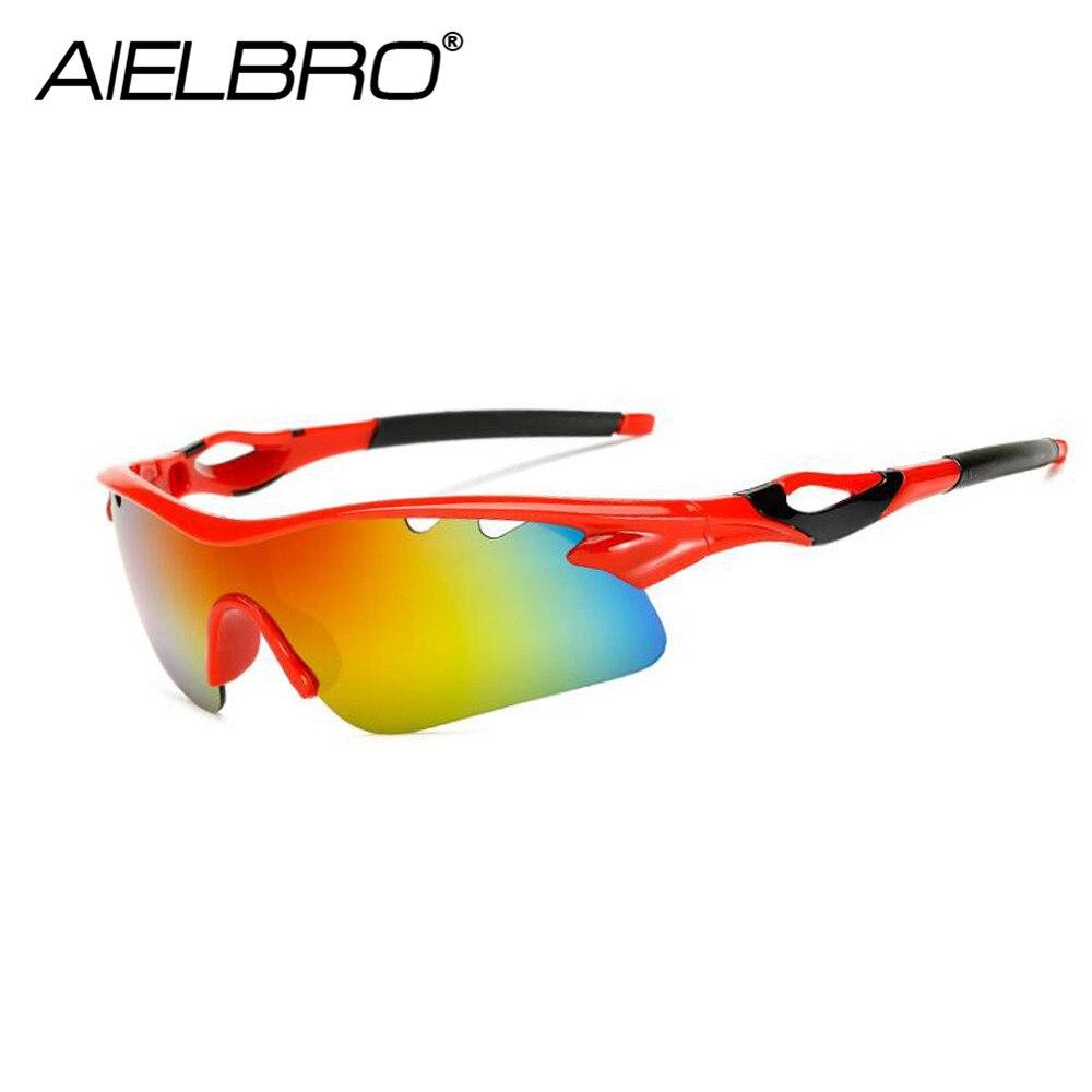 WOLFBIKE Polarized Bicycle Cycling Fishing Sunglasses Goggles Eyewear UV Glasses