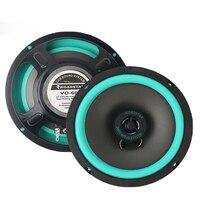 6 inch 602 50W 12V 4ohm car speaker Audio in Coaxial Speaker with tweeter