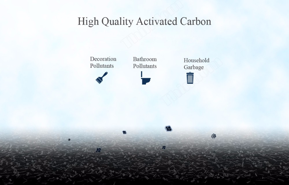 Xiaomi mi purificateur d/'air 2 filtre nettoyeur filtre intelligent de noix de coco activat