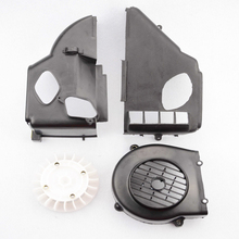GOOFIT Air Director Assy for GY6 50cc 139qmb Taotao Baja Roketa Moped Scooter F038-003