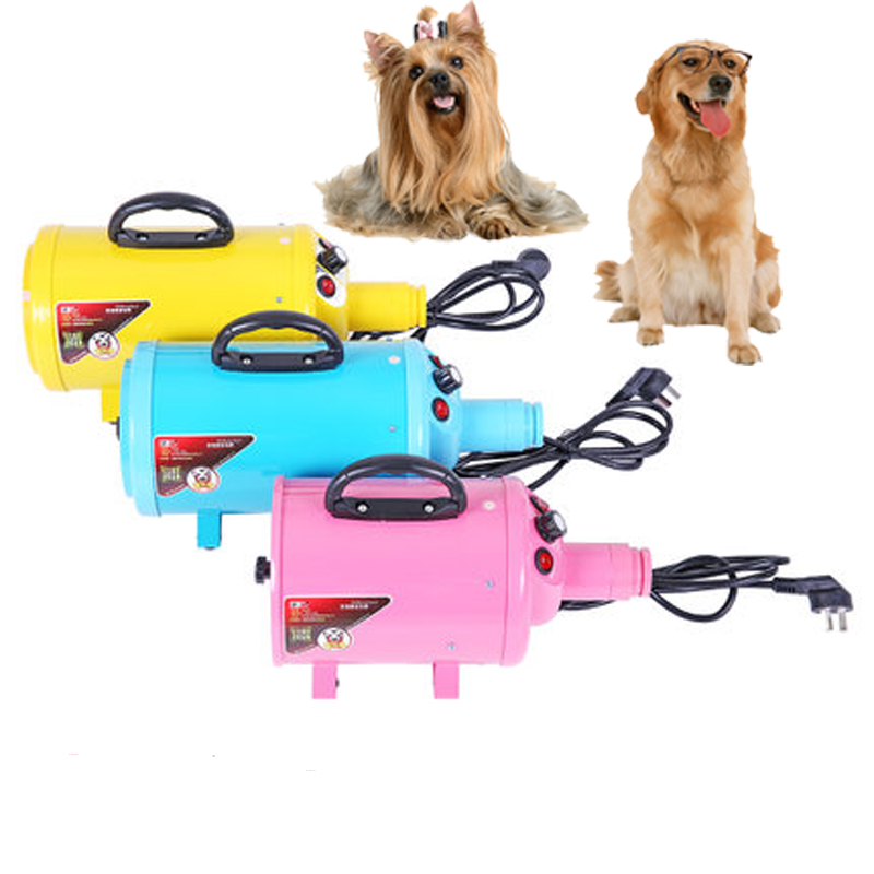 Pet Blowing Machine Mute High Power Hair Dryer Professional Big Dogs and Cats Blow Drier Dedicated Non-crane Style