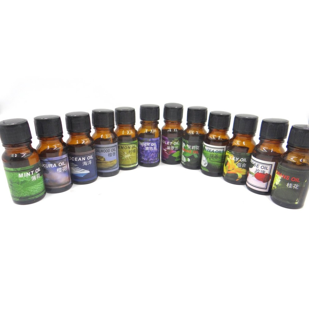 10ML Natural Formula Pure Essential Oils For Aromatherapy