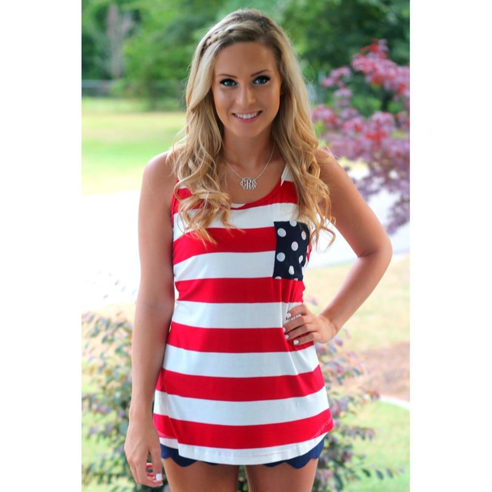 Lovely Summer House Design: Sexy Summer Style 2017 Women Sleevless Vest Tide Plus Size