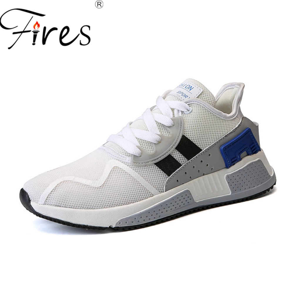 Fires Breathable Running Shoes for Men Non Slip Man Sneakers Brand Damping Walking Sports Outdoor Comfortable Jogging Shoes