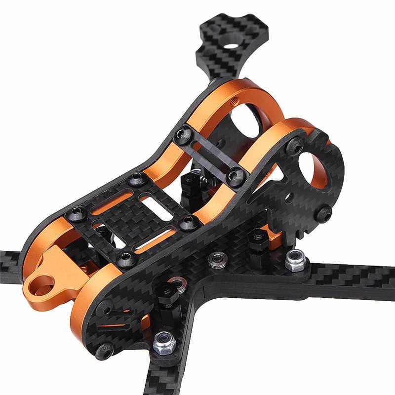 Eachine Tyro99 210 мм DIY версия FPV Racing Frame Комплект Труба из углеродистого волокна 3 K из углеродного волокна и 6065 алюминия