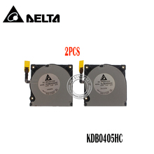 2 шт. вентилятор для процессора ноутбука для microsoft Surface Pro 2 PRO2 DELTA KDB04105HB-CK91 5 v 0.4A KDB04105HB CK91