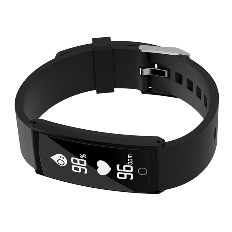 Smart Wristband OLED Screen Bluetooth Men Sport Watches Bracelet for Ios Android Heart Rate Call Reminder Waterproof Outdoor