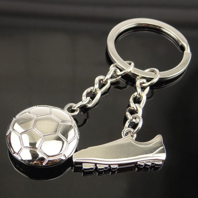 Football Soccer Fans Gift Decoration Anniversary Gifts For Children Fan Club Pattern Soccer Mobile Strap Birthday Gifts