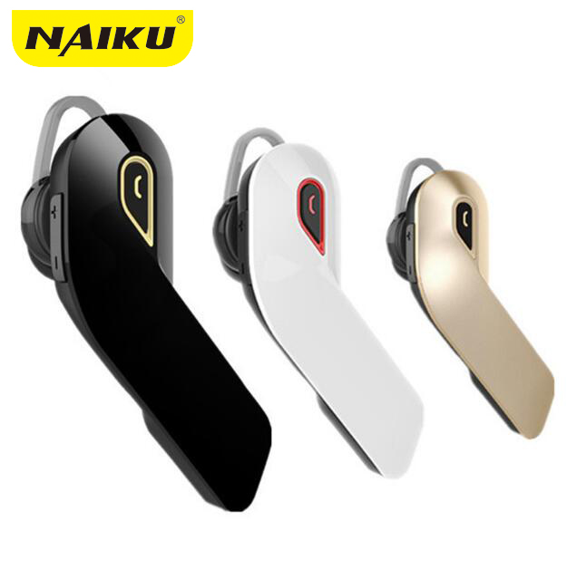 2017 Date Bluetooth Casque Mains Libres Auriculares Sans Fil 4.1 Écouteurs Intra-auriculaires pour iPhone Samsung Xiaomi Huawei LG Sony