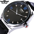 WINNER Watch Men Brand Watch Men Mechanical Automatic Mens Watches Top Brand Luxury Clock Men Wristwatch Relogio Masculino 2016
