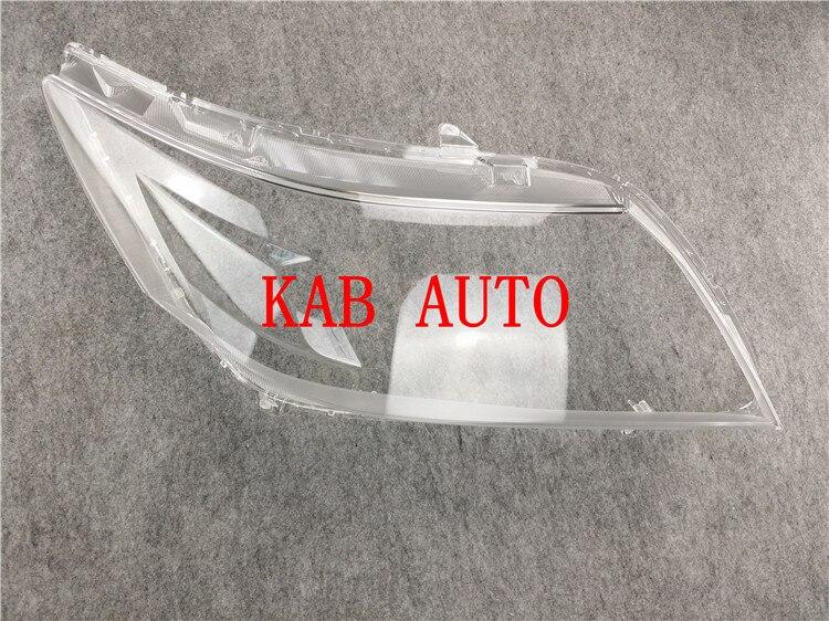 transparent lampshade lamp shade front Headlight shell for HONDA Crider GJ5 13 15 2pcs