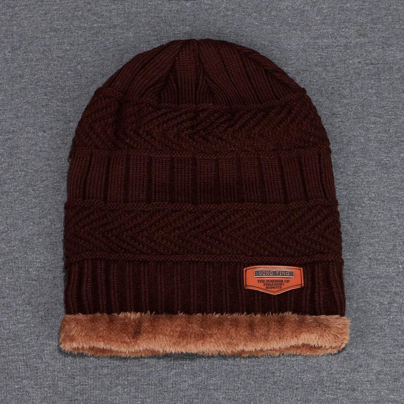 Cora Wang 2017 Brand Beanies Knit Winter Hats For Men Women Beanie Men's Winter Hat Caps Bonnet Warm Baggy 2 4ghz wireless handheld barcode laser scanner reader for desktop laptop black yellow