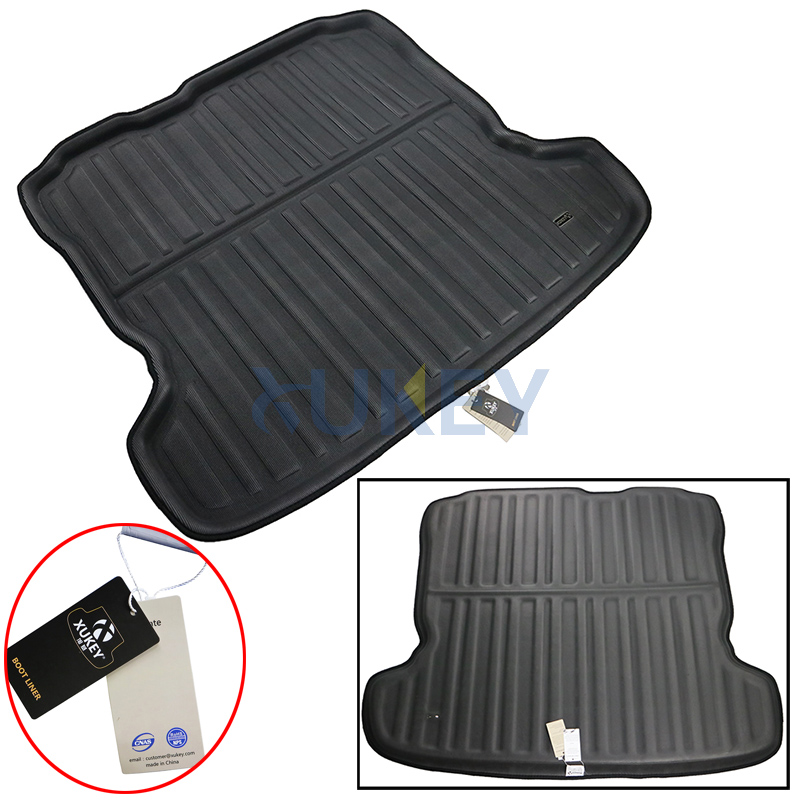 carmats4u To fit Shogun 2006-2014 Fully Tailored PVC Boot Liner//Mat//Tray Anthracite Carpet Insert