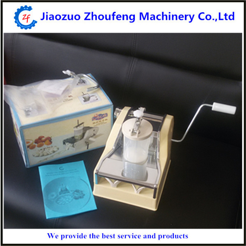 Mini home use manual hand dumpling jiaozi momo machine maker high quality household manual hand dumpling maker mini press dough jiaozi momo making machine