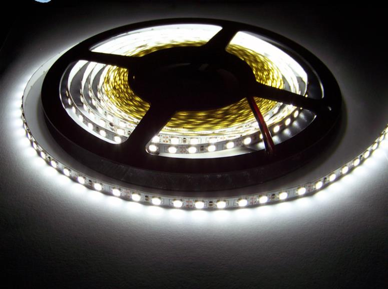 IP20 Side 5mm LED Strip Light 2835 SMD Flexible Diode Tape Lamp 120leds/m DC12V Tiras Led Ribbon 1m 2m 3m 4m 5m
