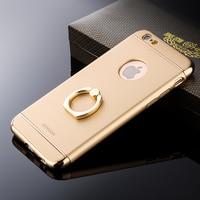 Iphone用6プラスクールケースiPhone6sプラス高級ケース5.5インチ機能キーリングホル