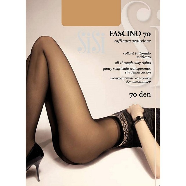 Колготки женские Sisi FASCINO 70