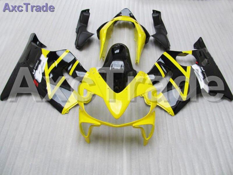 Мото мотоцикл обтекатель Комплект для Honda CBR600RR CBR600 ЦБ РФ 600 F4i 2004-2007 04 05 06 07 ABS пластик обтекателя боди-Кит C183