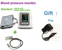 Sphygmomanometer Dynamic Automatic Arm Blood Pressure Monitor Digital Arm Type Blood Pressure Meter For Homehold