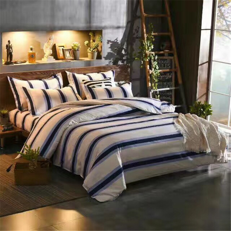cotton washed cover adult duvet product king queen for thefit textile covers twin pieces striped set paisley bedding brown