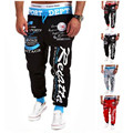 Men pants 2016 New fashion casual pants men new design high quality cotton mens pants 5 colors size M-XXL