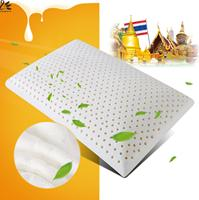 Natural Latex Pillows And Pillow Core Thailand Breathable Massage To Protect The Cervical Loaf