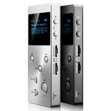 XDUOO X3 Professional Lossless Music Player Hifi Digital Mp3 Support DSD/APE/FLAC/WAVWMA/OGG/MP3 Dual SD Slot