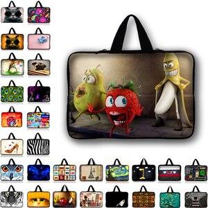 Image 1 - تخصيص النيوبرين حقيبة لابتوب جيب للجهاز اللوحي الحقيبة للمحمول حقيبة حاسوب 10 12 13 15 13.3 15.4 17.3 ل ماك بوك باد N2 Y1
