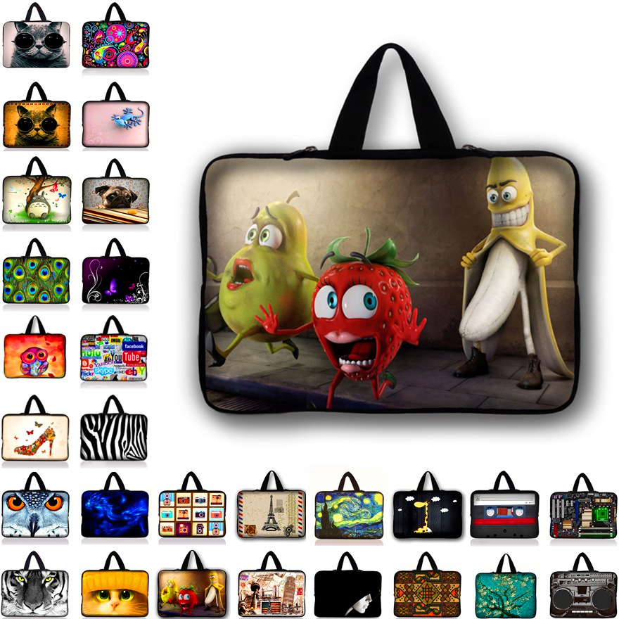 Customizable Neoprene Laptop Bag Tablet Sleeve Pouch For Notebook Computer Bag 10 12 13 15 13.3 15.4 17.3 For Macbook IPad N2 Y1-in Laptop Bags & Cases from Computer & Office