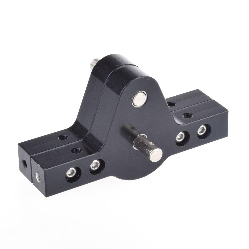 RC metal caja de transferencia para 1/10 RC crawler Truck RC4WD D90 D110 piezas