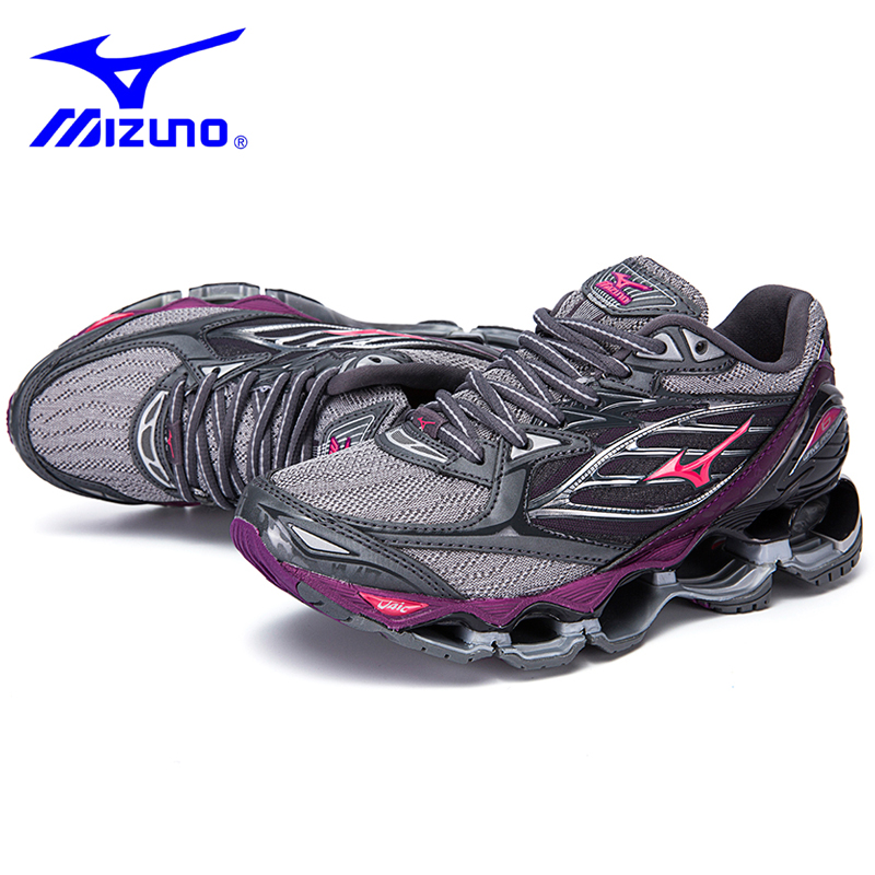 Mizuno Wave Prophecy 6 Professional Weightlifting Shoes 5 color Women Sneakers Women Good Sneakers Size 36