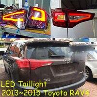 RAV4 taillight,2013~2015year,LED,Free ship!Prado,cruiser,vios,corolla,camry,Hiace,tundra,sienna,yaris;RAV4 rear lamp,RAV 4