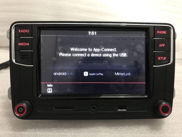 Carplay Android Auto Rcd330 R340g Plus Noname Radio Rcd340g For Vw