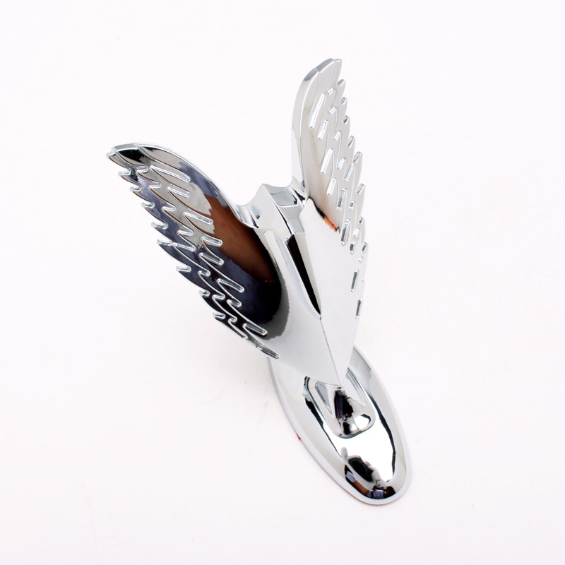 Universal Car Modified Styling 3D Dimensional Sticker Decorative Exterior Accessories Metal Personality Engine